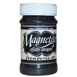 Паста Magnetite с эффектом Меловое покрытие от Stamperia
