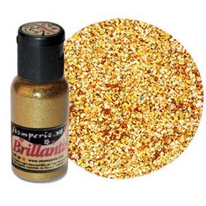 Микроблёстки, цвет Медно-Золотой от Stamperia