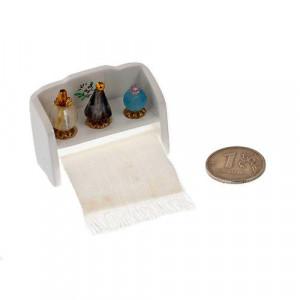 Полочка для ванной с флакончиками Набор 1 от Art of Mini