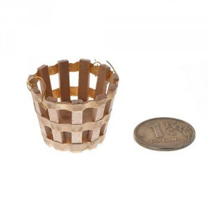 Плетеная корзина для мусора от Art of Mini