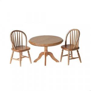 Набор обеденный стол и 2 стула дуб от Art of Mini