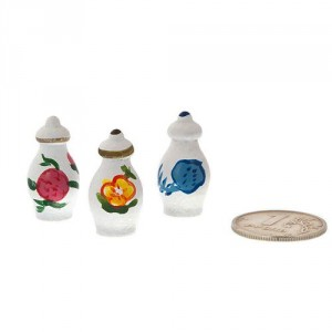 Набор кухонных баночек 3 предмета от Art of Mini