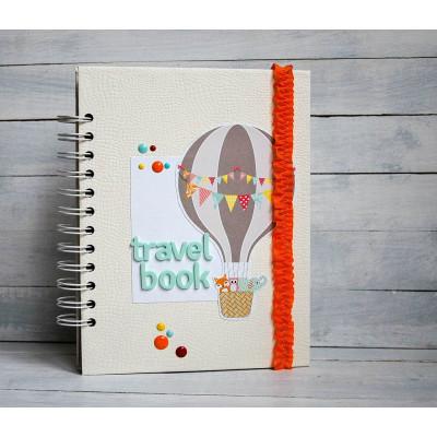 МК Travel Book (скрапбукинг) 13 сентября 2015