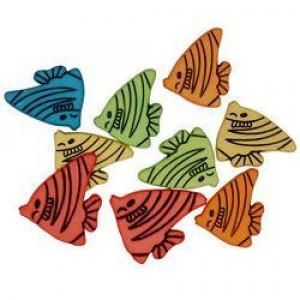 Набор пуговиц Fishy от Favorite Findings