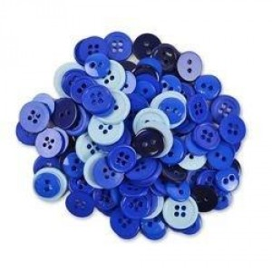 Набор пуговиц Blue от Favorite Findings