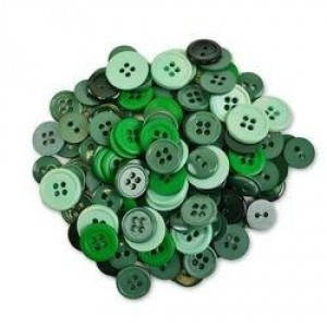 Набор пуговиц Green от Favorite Findings