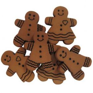 Набор пуговиц  Cookies от Favorite Findings