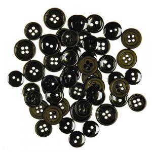 Набор пуговиц Black, Favorite Findings