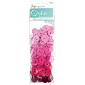 Набор пуговиц Pink от Ombre