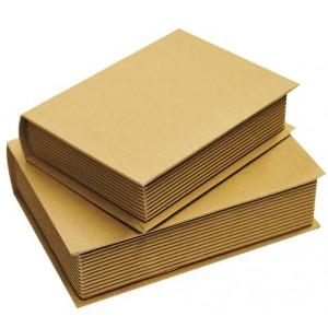Заготовка для декупажа коробки Книга маленькая от Stamperia