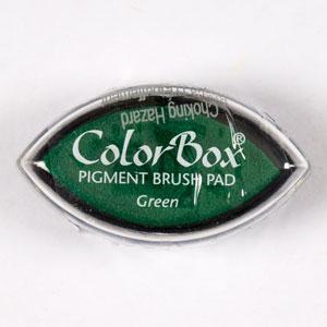 Штемпельная подушка Green от Color Box