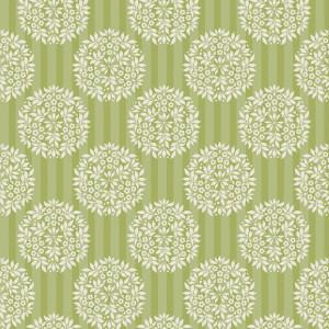 Tilda Flower Ball Olive