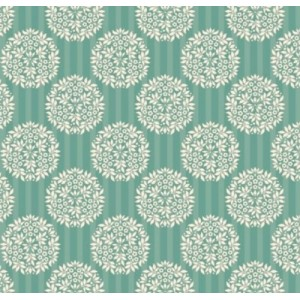 Tilda Flower Ball Teal