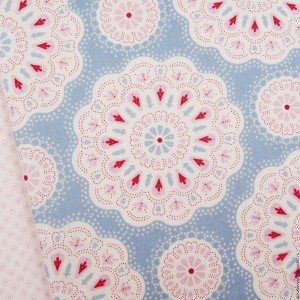 Tilda Sweetheart Doilies Light Blue