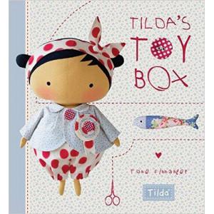 Книга  Tilda's Toy Box