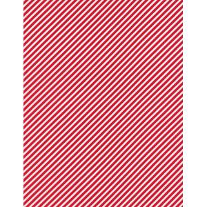 Ткань Seaside, диагональная полоса красная, Timeless Treasures