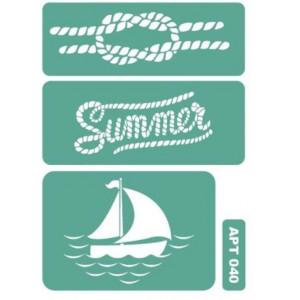 Трафарет Summer (040)