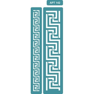 Трафарет Греческий бордюр (142)