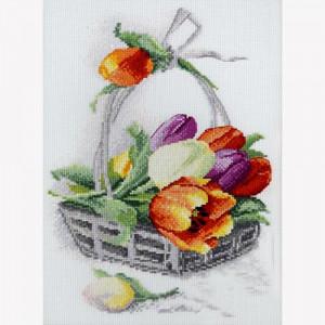Весенние Тюльпаны МАРЬЯ ИСКУСНИЦА