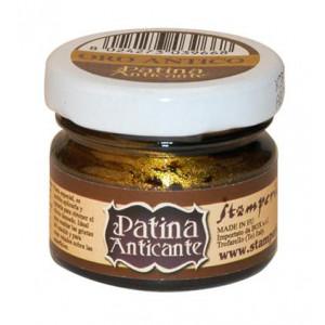 Патина для создания винтажного эффекта Oro Antico Patina Anticante Stamperia