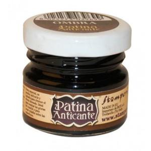 Патина для создания винтажного эффекта Ombra Patina Anticante Stamperia