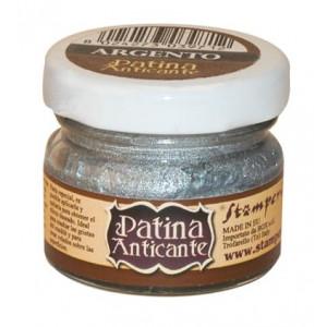 Патина для создания винтажного эффекта Argento Patina Anticante Stamperia