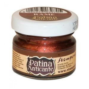 Патина для создания винтажного эффекта Rame Patina Anticante Stamperia
