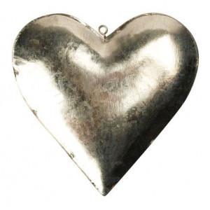 Заготовка из металла для декупажа Сердце Нержавейки от Stamperia