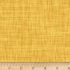 Ткань P&B Textiles Color Weave 4 Dark Yellow