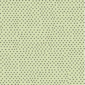 Ткань SQUARE DOT BLENDER GREEN TEA Quilting Treasures