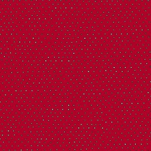 Ткань SQUARE DOT BLENDER RED Quilting Treasures