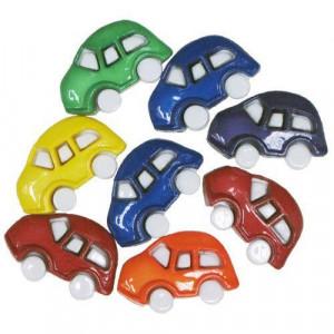 Набор пуговиц CARS, Favorite Findings