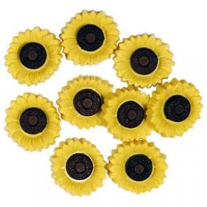 Набор пуговиц  Sunny Flowers от Favorite Findings
