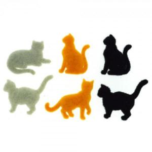 Набор пуговиц  Country Cats от Dress It Up