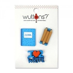 Пуговицы School Days  коллекция Wuttons  от BLUMENTHAL LANSING