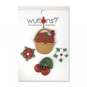 Пуговицы Fruit  коллекция Wuttons  от BLUMENTHAL LANSING