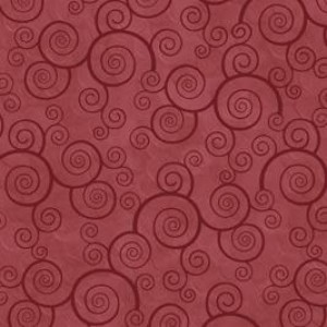 Ткань CURLY SCROLL Quilting Treasures