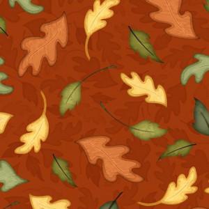 Ткань HARVEST FARE Terracotta Quilting Treasures