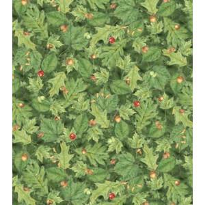 Ткань WOODSY WONDERS Green Quilting Treasures