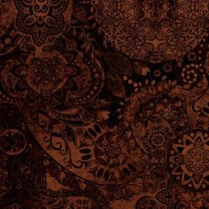 Ткань BOHEMIAN RHAPSODY BROWN EYED GIRL, Quilting Treasures