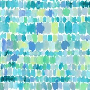 Ткань PAINT SPLASHES AQUA Quilting Treasures