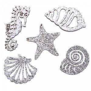 Набор декоративных элементов Рыбки 5 Rayher Hobby
