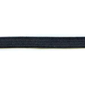 Резинка 7.9 мм, черный, PEGA