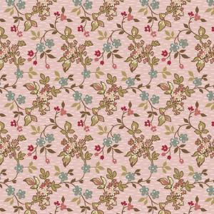 Ткань Super Bloom Jasmine Tuberose Makower UK