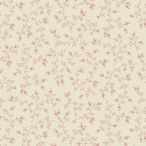 Ткань Super Bloom Rose Vine Antique Makower UK