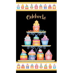 Купон 20477-99 из коллекции Sweet Things - Single Colorway  от Northcott