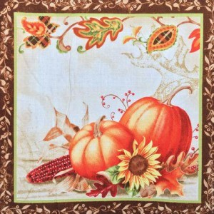 "Купон ""Autumn Song"" от Redrooster Fabrics"