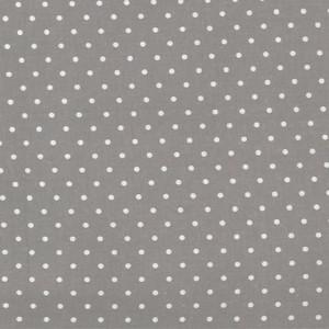 Ткань CX5514-STON-D Горошек на сером от Michael Miller