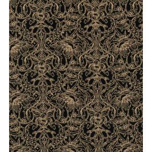 Ткань Floral Black Metallic Buttercream Jo-Ann Fabrics and Craft Stories