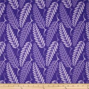 Ткань PWJS059 Purple коллекция   Gregorys Garden  от Westminster Fibers